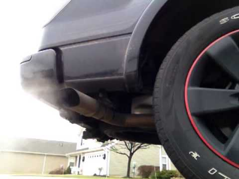 2012 F150 (5.0) with custom borla exhaust
