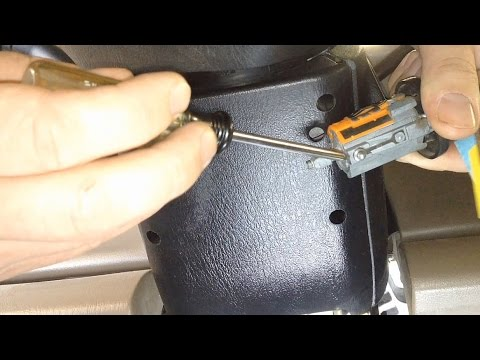 Ford Quick Tips: #25 Ford Ignition Lock Cylinder Removal