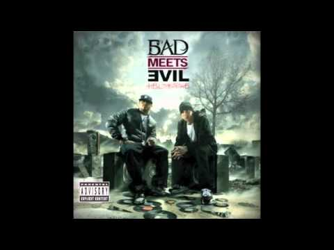 Bad Meets Evil- Sky Full Of Lighters (clean) video