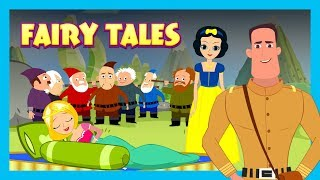Fairy Tales For Kids - Animated Fairy Tales and Bedtime Stories    Kids Hut Stories
