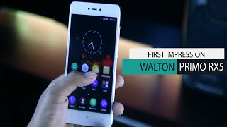 Walton Primo RX5 First Impression
