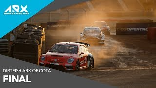 DirtFish ARX of COTA: ARX Final