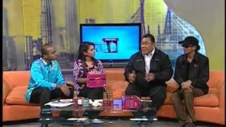 Jus Manggis Shamelin Di TV 1