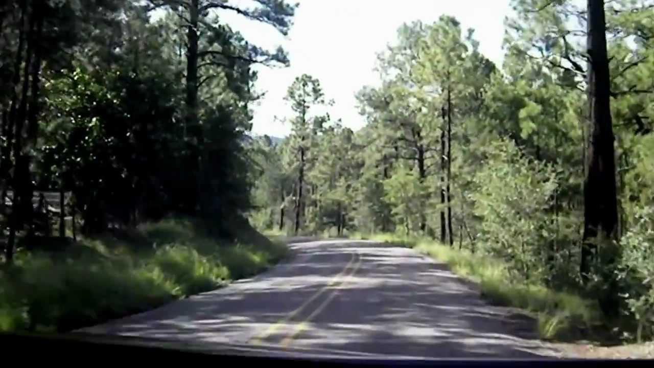 Bear Creek Cabins Pinos Altos New Mexico Youtube