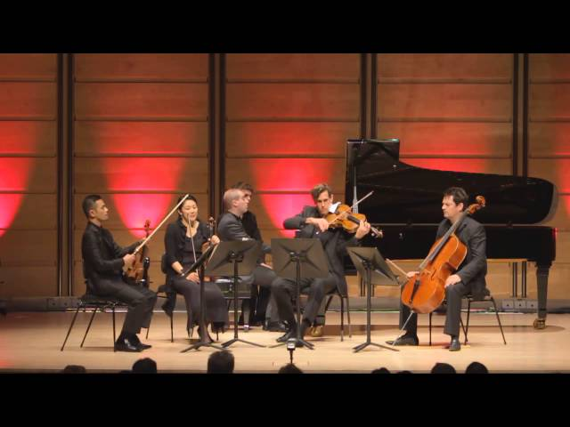 Shostakovich: Quintet for Piano and Strings in G minor, Op. 57 - 1st Movement
