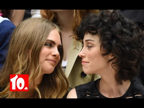 Top 10 Hot Lesbian Stars You Probably Didnt Know Are Lesbians
