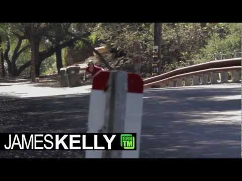 James Kelly Runnin' Wild - ABEC 11 Longboarding