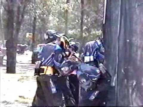 {(Stalker Paintball)} {(Lyndon Station, WI)} {(2005)}  Pt. 2