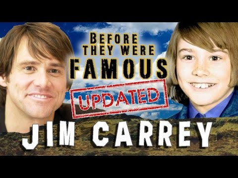 JIM CARREY - Before They Were Famous Updated