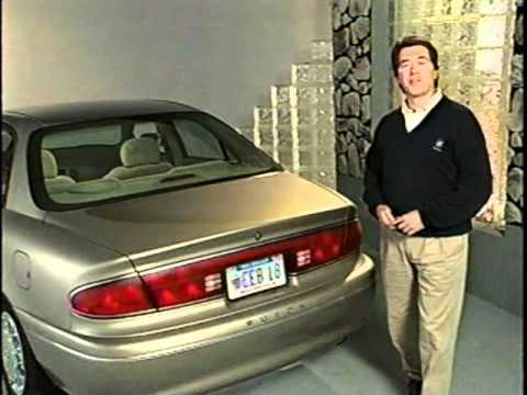 Buick - 1997 Century Service Features
