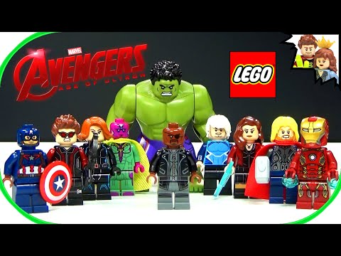 World Minifigures Collect Them All Minifigure Collection