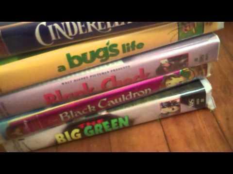 My disney VHS collection part 2 Aubreyman6287