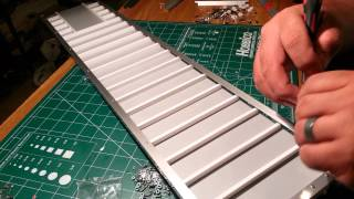 Tamiya 40 Foot Container Trailer Build Part 10