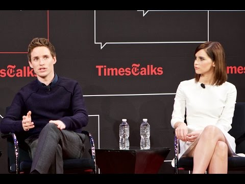 Eddie Redmayne & Felicity Jones | Interview | TimesTalks