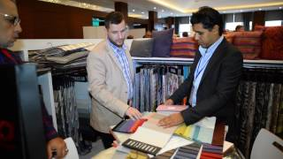 Join Tour Home Textile Fair Bursa/Turkey 2016
