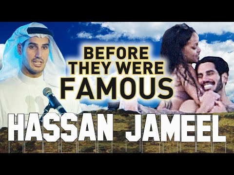 HASAAN JAMEEL - Before They Were Famous - Rihanna's Boyfriend