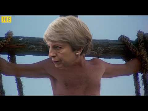 HUNG PARLIAMENT! It's been a bad night for Theresa May...