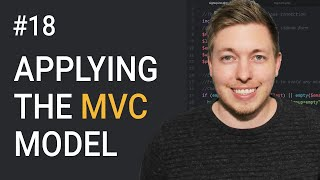 18: Apply The MVC Model Using OOP PHP | MVC Model Tutorial | Object Oriented PHP Tutorial