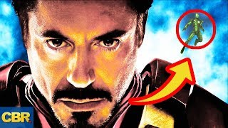 Iron Man's Arc Reactor - 10 Surprising Things You DON'T KNOW!