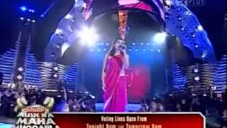Yeh Zindagi usi ki hai by Shreya Ghoshal Enhanced Video (HD)