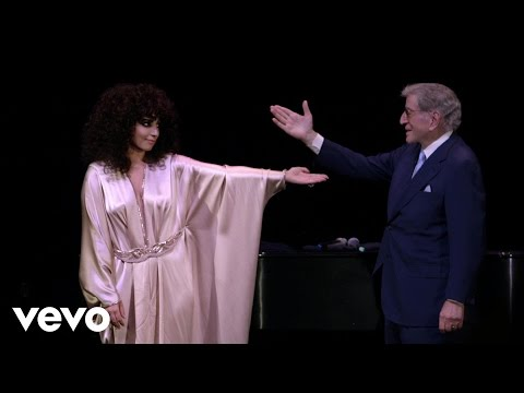 Tony Bennett & Lady Gaga - Anything Goes (Studio Video)