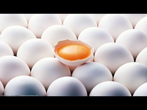 Как правильно сварить куриные яйца вкрутую или всмятку.