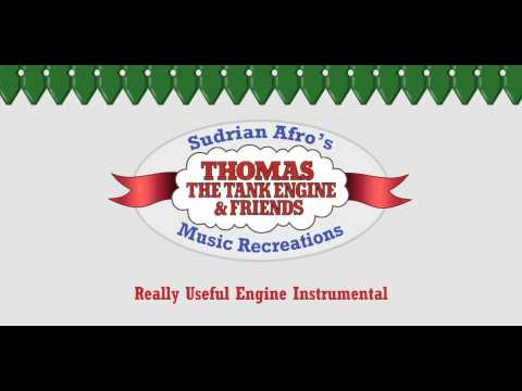 Really Useful Engine - Instrumental