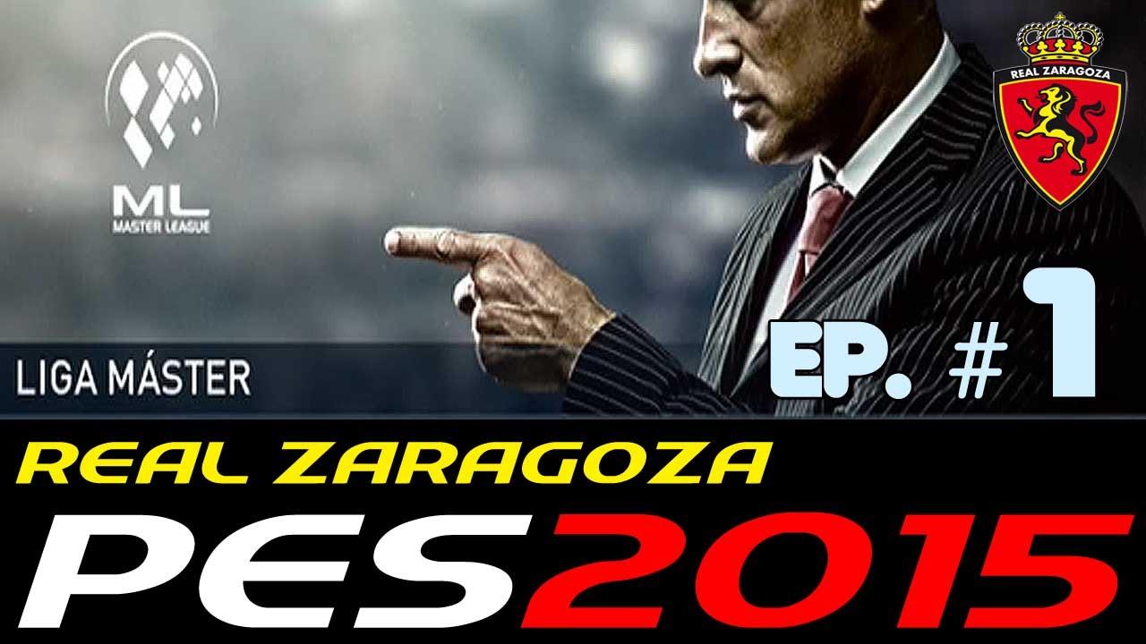 zaragoza master:
