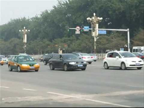 Tiananmen Square 1989 Tank Man Location