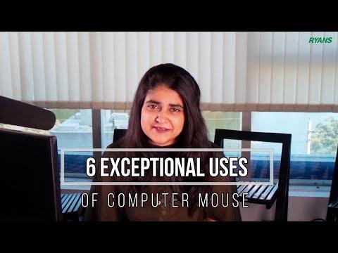 6 Exceptional Uses of Computer Mouse|| মাউসের ভিন্ন ধরনের ৬টি ব্যবহার!