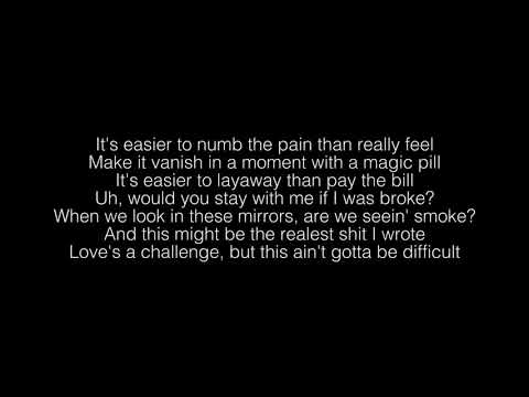 No Less- G-Eazy Lyrics