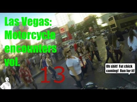 Las Vegas:  Motorcycle encounters vol. 13