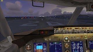 Microsoft Flight Simulator X   Take-Off and Landing   Las Vegas