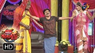 Rocket Raghava Performance   Jabardasth   24th November 2016   ETV  Telugu