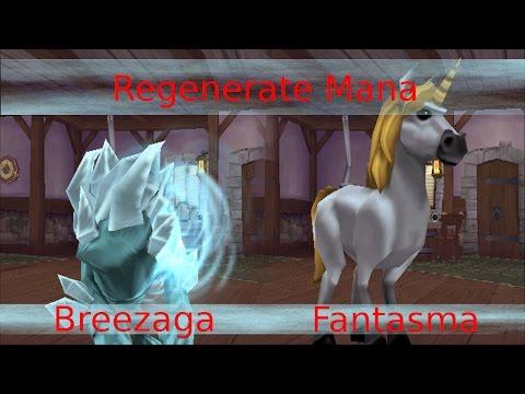 Arcane Legends - Breezaga vs Fantasma