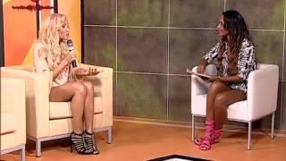 Tatiana Durão faz balanço de 2013 no Made In Angola | TV Zimbo |