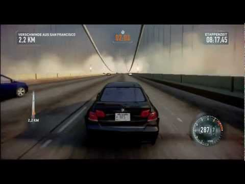 Need for Speed The Run - First 10 Minutes Gameplay [German] / [HD720p]