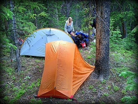 Backcountry Camping in White River National Forest