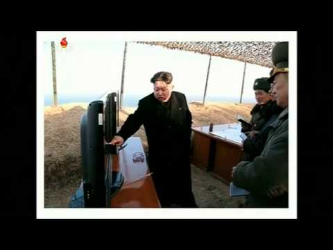 North Korea test fires new anti ship cruise missile