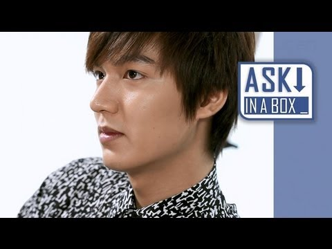 ASK IN A BOX: Lee Min Ho(이민호)_My Everything(마이 에브리싱)