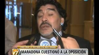 Visión 7: Maradona: