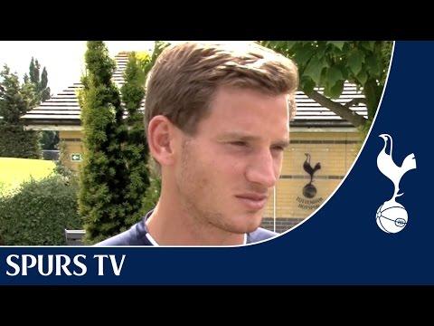 Spurs TV Exclusive | Jan Vertonghen's first interview