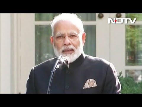 Eliminating Terrorism Among Top-Most Priorities, Says PM Modi