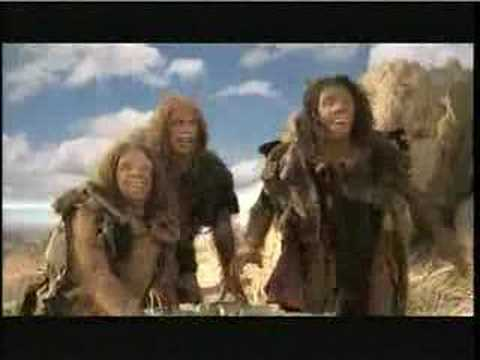 Cavemen (Bud Light)