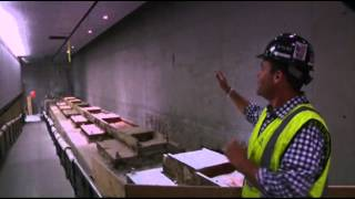 First Person: 9/11 Memorial Museum Tour  9/7/13