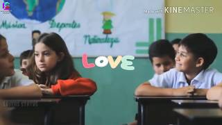 School love story cut couple love story song best Whatsapp status 2018