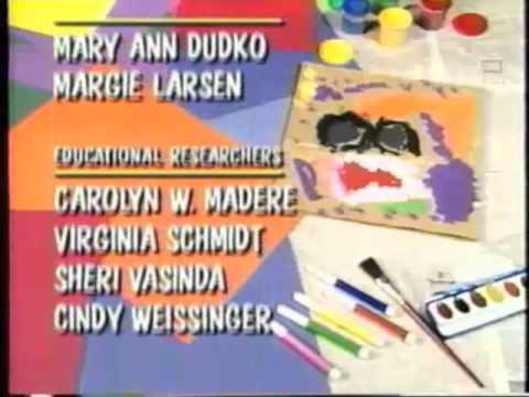 Barney & Friends Season 1 Credits And Funding video