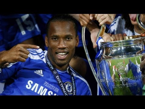 Chelsea Beats Bayern Munich Thanks to Didier Drogba and Win the Champions League! Congrats!