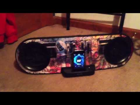 Sony iPod iPhone Dock for sale on Craigslist