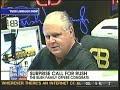 Rush Limbaugh gets supprise phone call